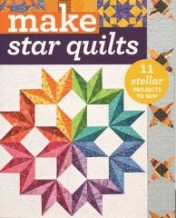 : Make Star Quilts from C&T Publishing - Book of the Month for Oct 2016 -