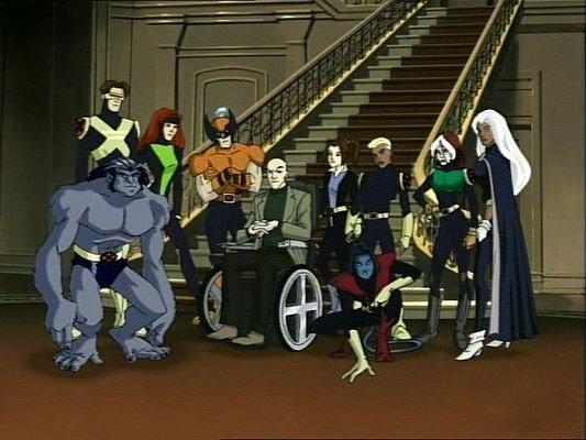 X-Men Evolution =D