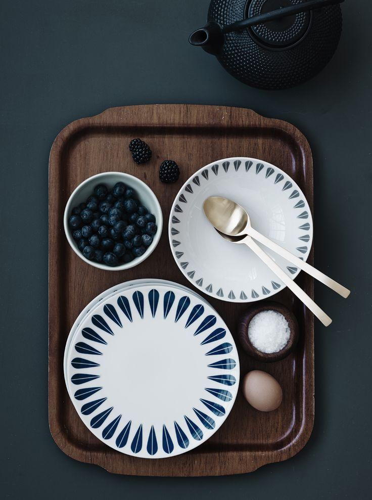 Arne Clausen Lotus Tableware