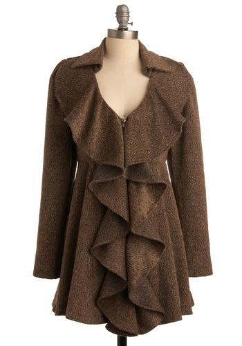 Gracing Pavements Coat | Mod Retro Vintage Coats | ModCloth.com - StyleSays