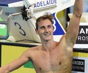 Sydney : Australia's star swimmer Cameron McEvoy on Monday announced he will…