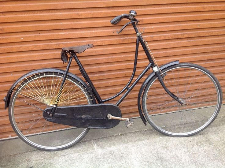 Genuine Rudge Whitworth Coventry Ladies Bicycle | eBay