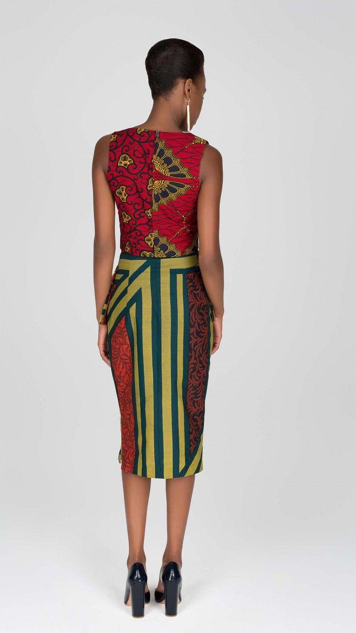 Fashion forward clothing