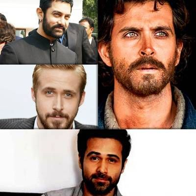 Gone are the days when girls preferred clean-shaved men. After what's a man without a little facial hair? So who do you think is the hottest Bollywood actor in stubble? itimes.com
