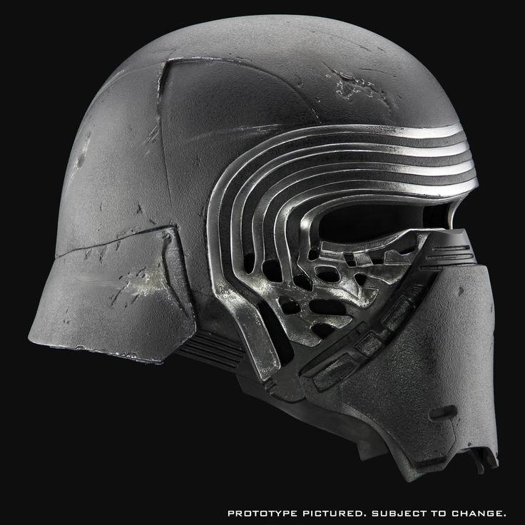 STAR WARS™: THE FORCE AWAKENS: Kylo Ren Helmet Premier Line Accessory