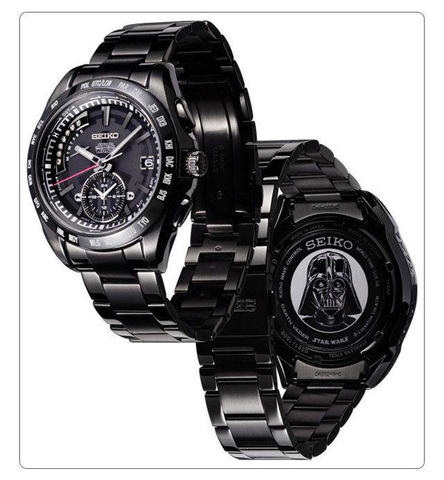 Limited Edition Luxury Seiko Star Wars WatchesSeiko, Wars Watches, Darth Vader, Limited Editing, Luxury Watches, Vader Watches, Star Wars, Stars Wars, Starwars