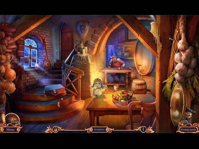 Final version of Royal Detective 3: Legend Of The Golem Collector's Edition Mac Game Download: http://wholovegames.com/hidden-object-mac/royal-detective-3-legend-of-the-golem-collectors-edition-mac.html Big Fish Editor's Choice! This title was chosen for its high standard of quality and amazingly positive reviews from our Game Club beta testers.  Elephant Games is back with a new case that only the Royal Detective can solve!  The peaceful town of Glanville is under attack!