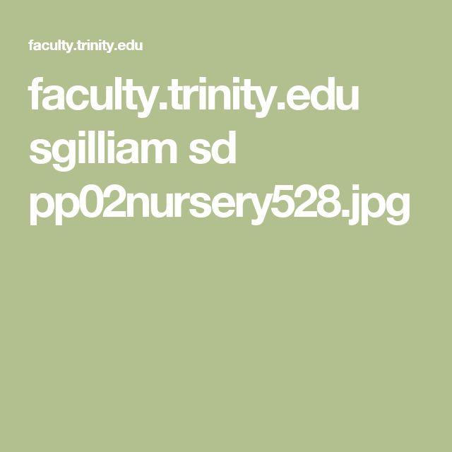 faculty.trinity.edu sgilliam sd pp02nursery528.jpg