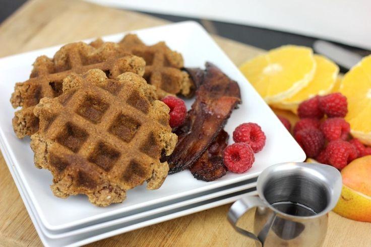 Egg Free Paleo Waffles (AIP waffles!)