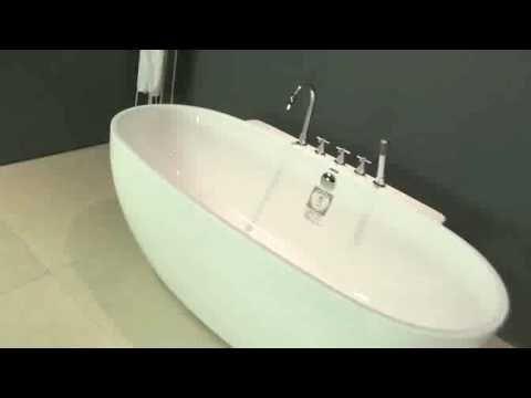 Soaking Bathtub SB-1418/High Glass Soaking Bathtubs