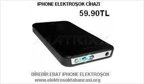 IPhone 4 Elektroşok Cihazı 59.90TL 2014 MODEL