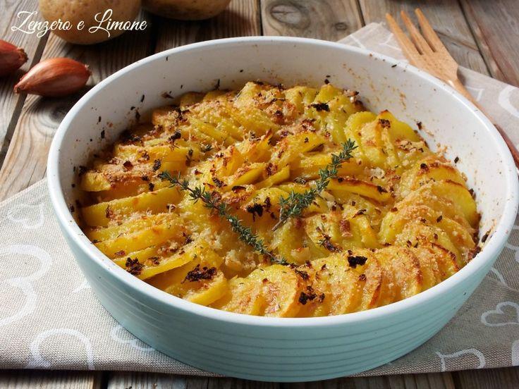 Teglia+di+patate+al+forno