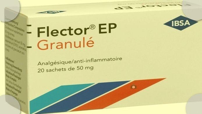 فليكتور 50 Flector كبسولات مسكن ومضادة للإلتهابات والروماتيزم Convenience Store Products Sachet Convenience
