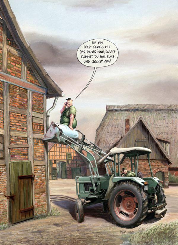 Eheleben   MARUNDE | Cartoons U0026 Illustrationen Von Wolf Rüdiger Marunde ·  Postkarten SprücheLandwirtWitze ...