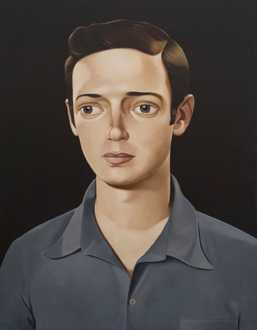 Glenn Fuhrman par Peter Stichbury, 2011