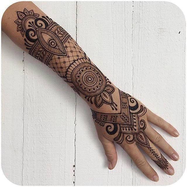 Pour ou contre les mains tatouées ?