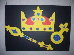 Výsledek obrázku pro korunovační klenoty z papíru