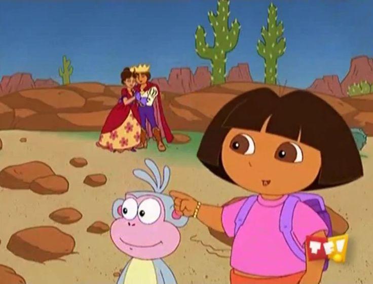 Dora Explorer Kisscartoon