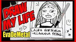 DRAW MY LIFE EVADEMETAL - YouTube