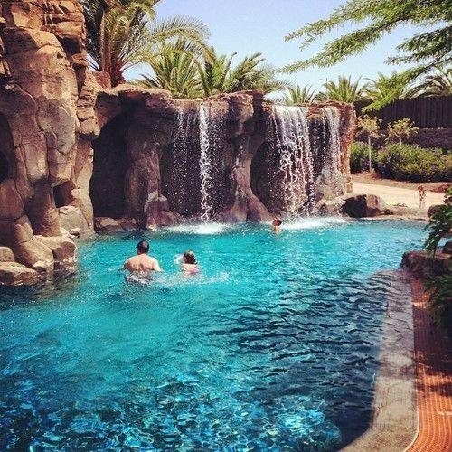 Amazing Backyard Pool Pools Pinterest