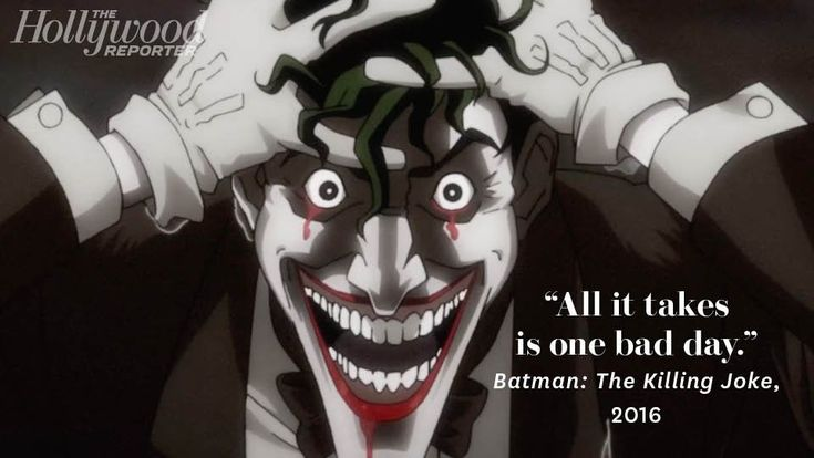10 Best Joker Quotes Ever (With Images) | Hollywood Reporter