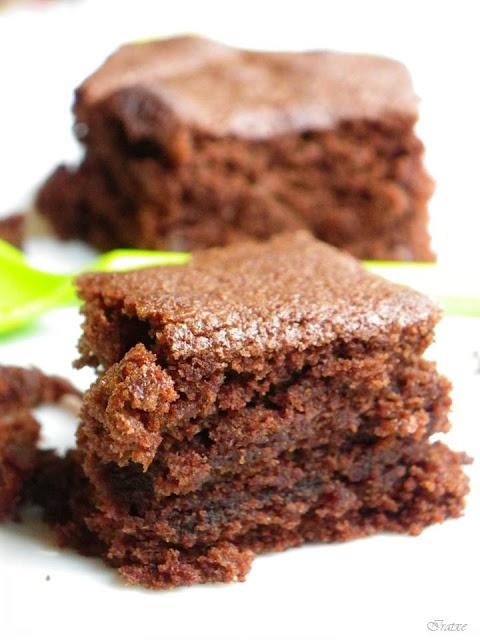 Cocina amiga: Brownie - sin leche, apta APLV, sin frutos secos, sin soja
