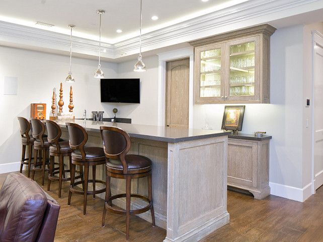 Basement Bar. Basement Bar Cabinet. Basement With White