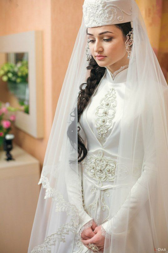 Traditional Circassian Wedding Dress