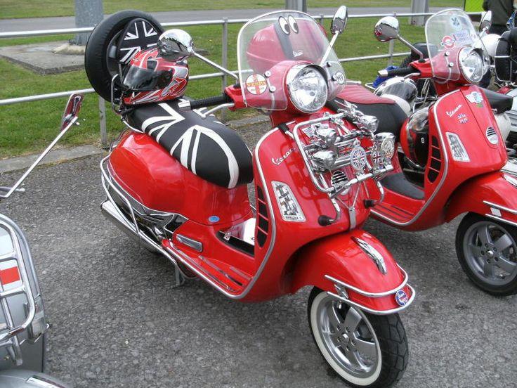 Vespa 125 GTS