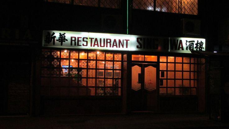 Restaurant Sing Hwa (Santiago Centro).