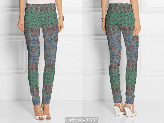 - fabric pattern design