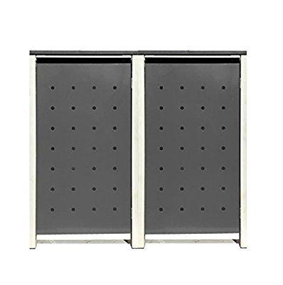 die besten 25 ideen zu m llboxen auf pinterest m lltonnenh uschen m lltonnenbox und. Black Bedroom Furniture Sets. Home Design Ideas