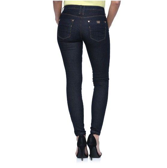 Calça Jeans Feminina Jegging - Damyller