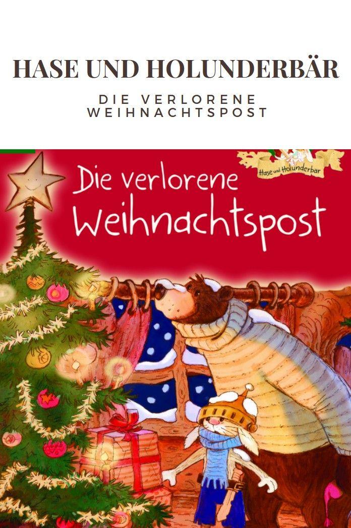 Die verlorene Weihnachtspost | Weihnachtsbücher | Pinterest ...