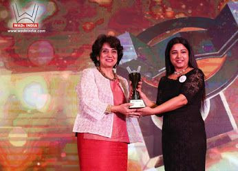 """WADe Role Model, Canna Patel is an Architect and Interior designer with over 28years of professional experience. She has been a recipient of several awards in recognition of her work and dedication to the profession, which includes Women Achievers Awards from ISAF in 2013 awarded by Gujarat Chambers of Commerce & Industry. """"Identity is not always a form and shape, but can be an intangible quality in design which is reflective and an emotional expression' she says."""