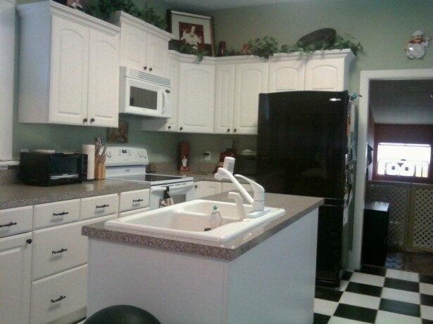 Behr Laurel Mist Kitchen Paint Colors Pinterest