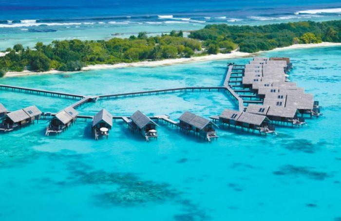 Ráj na zemi na ostrovech v indickém oceánu nemyslíte? #Maledivy