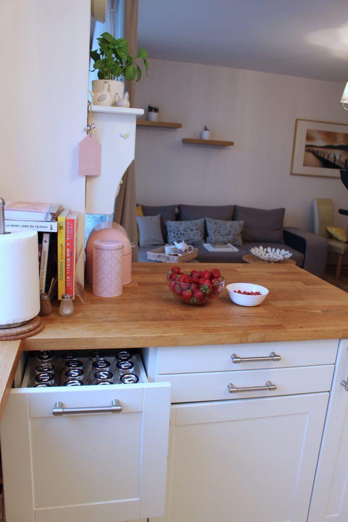 Mała Kuchnia W Bloku Czyli Jak Rozplanować Małą Kuchnię