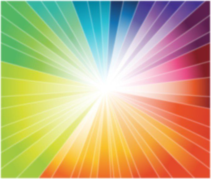 Rainbow Burst With Images Rainbow Wallpaper Vector Free