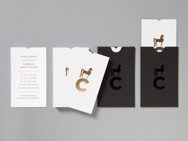Cavalli Stud & Wine Farm identityDesign Pictures, Hors Cards, Business Cards, Studios Botes, Cavalli Studs, Bookmarks Pictures, Wine Farms, Stationery Design, Studs Farms