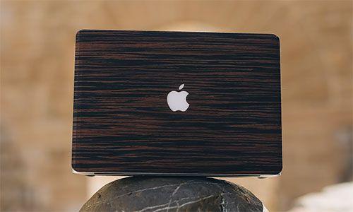 Glitty MacBook Cover Ibenholt 1
