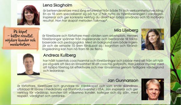 Bemötande i världsklass! 23 nov i Stockholm