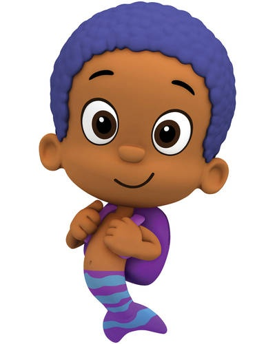 Goby from the Bubble Guppies