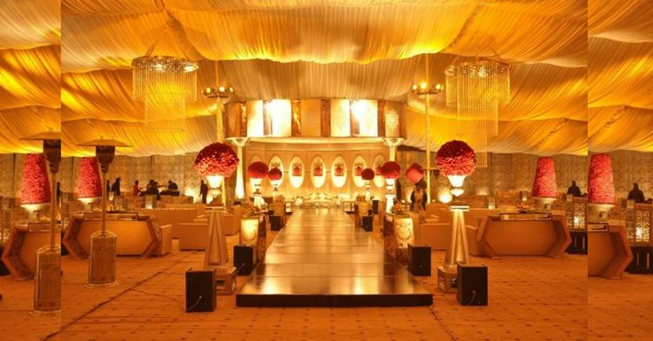 A new wedding venue in Bahawalpur offers 50 discount on