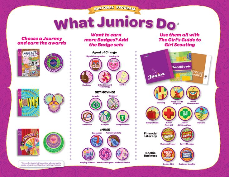 girl scout junior badges - Google Search