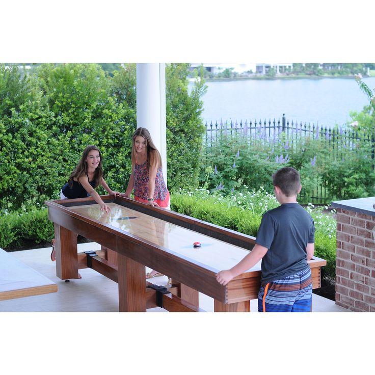 Aspen Outdoor Shuffleboard Table