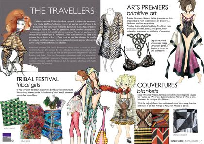 Fashion Trends: The Travellers
