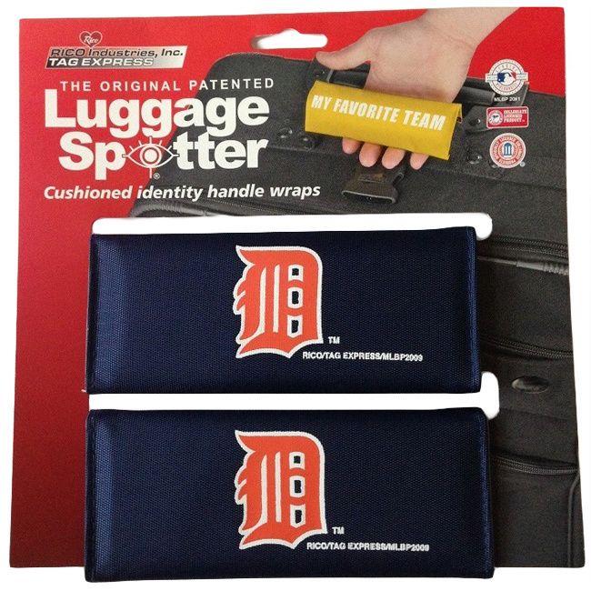 MLB Detroit Tigers Original Patented Luggage Spotter