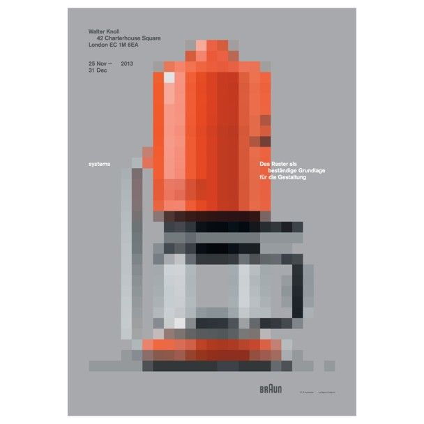 Plakati posvećeni dizajnu Dietera Ramsa — Dizajn svaki dan