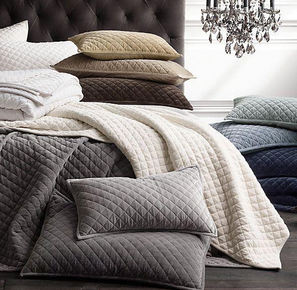 Best 25+ Velvet quilt ideas on Pinterest | Duvet, Duvet ... : soft cotton quilt - Adamdwight.com
